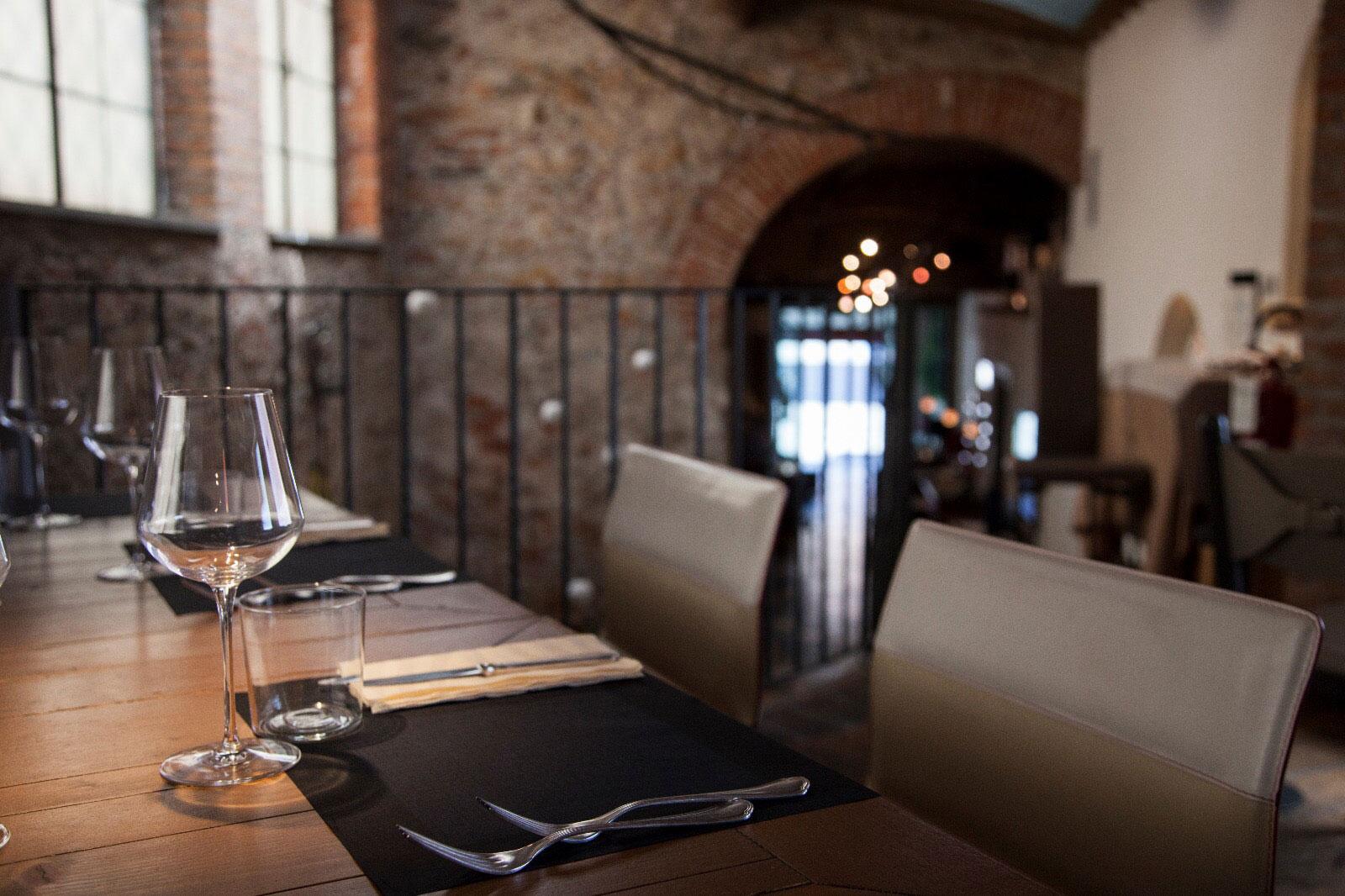 ristorante il posto Slide